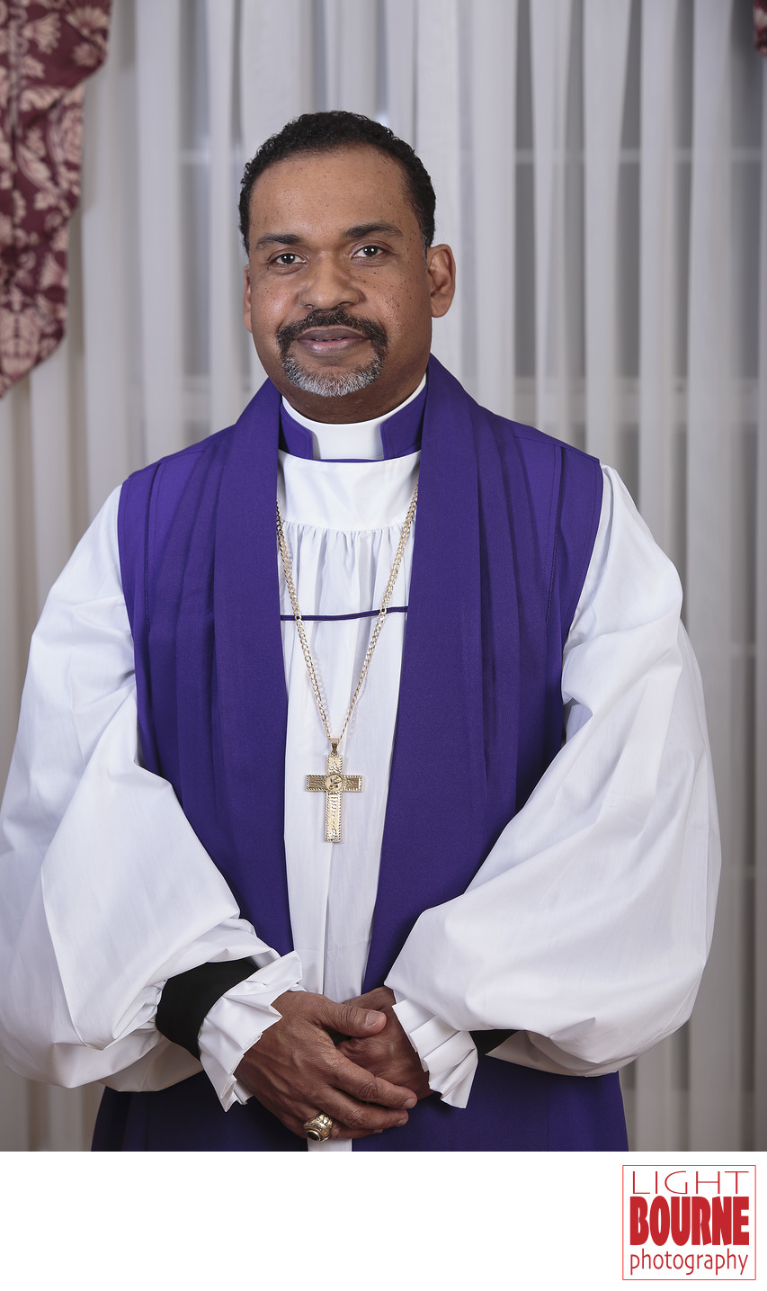 South Jersey Clergy Portraits