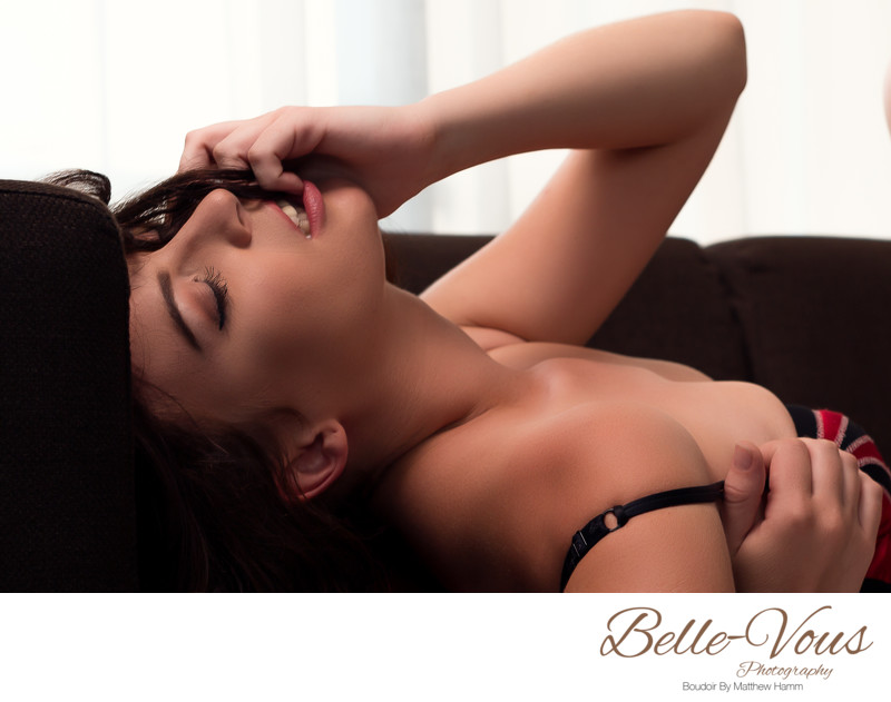 Intimate Boudoir Photography Brisbane