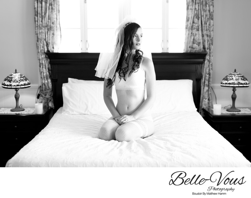 Boudoir Boudoir is the Perfect Engagement Gift