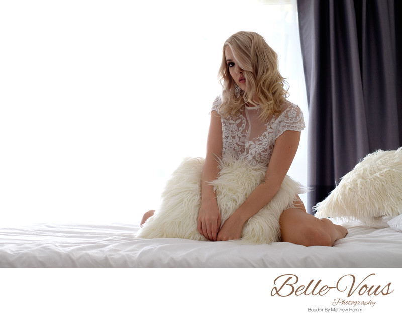 Sexy Bridal Boudoir Photos Brisbane