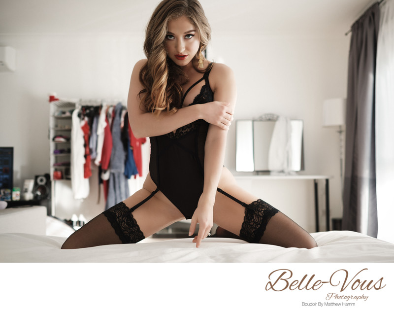 Bridal Boudoir A Sexy Gift For Your Groom