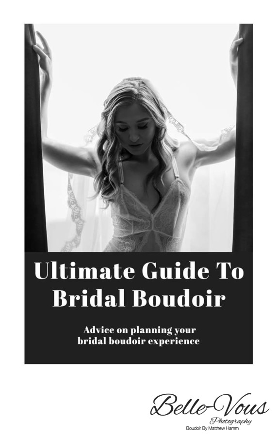 Ultimate Guide to Bridal Boudoir