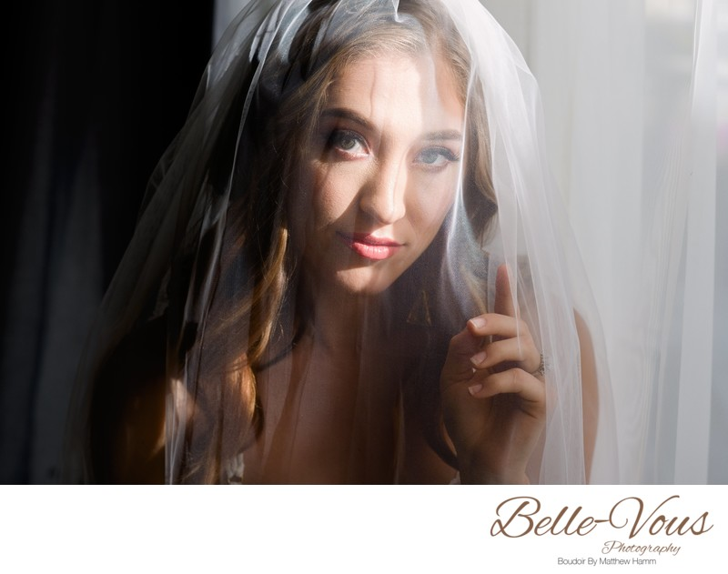 Soft and Sexy Bridal Photos in Brisbane