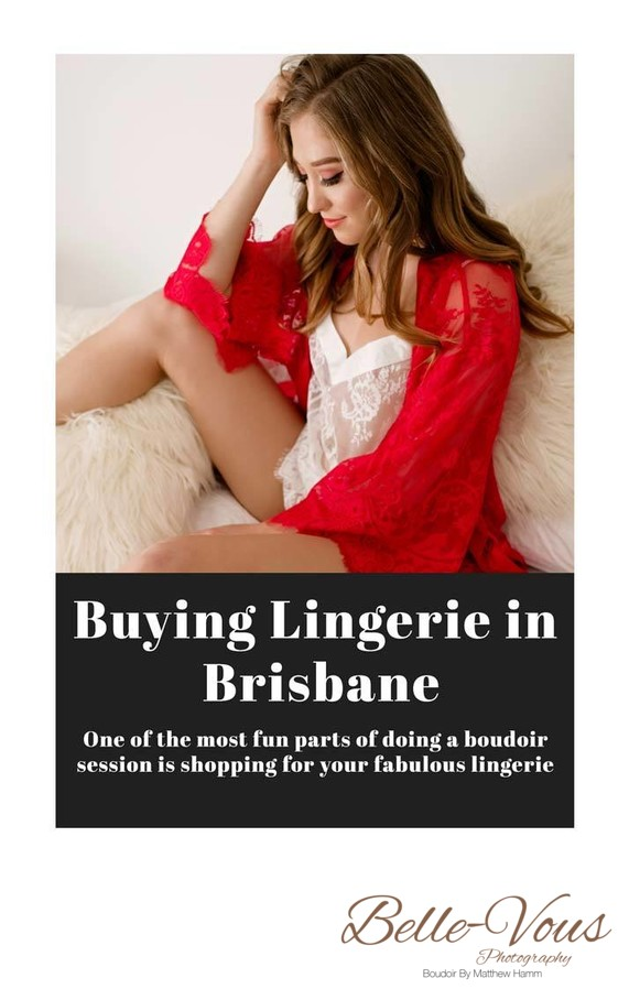 Where Is The Best Place To Buy Lingerie In Brisbane