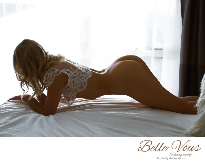 Sexy Boudoir Photography in Brisbane