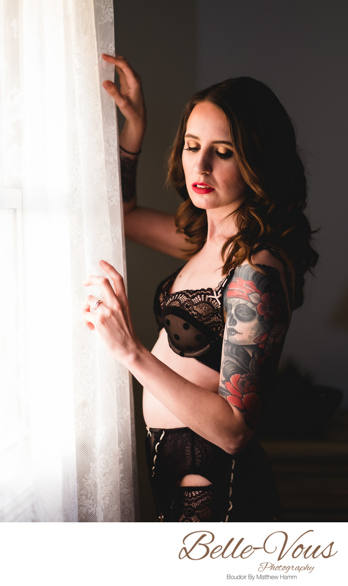 Tattoos And Boudoir Photos Brisbane