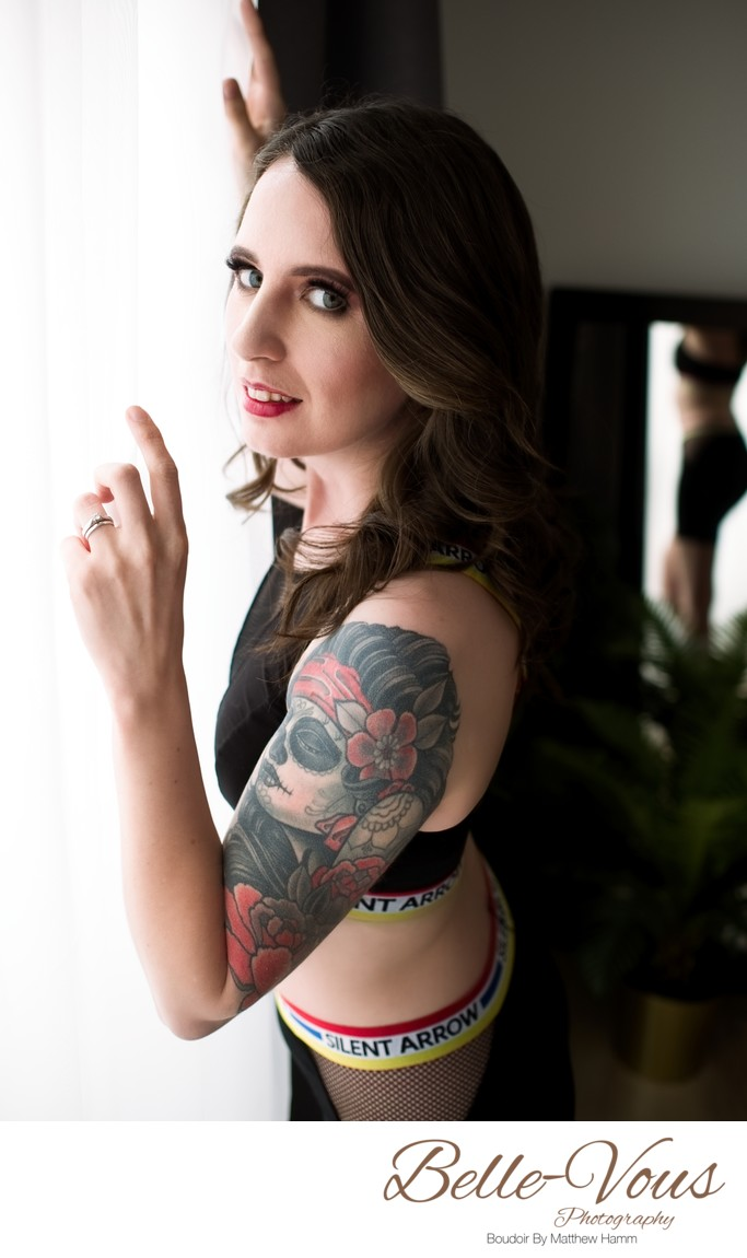 Boudoir And Tattoos