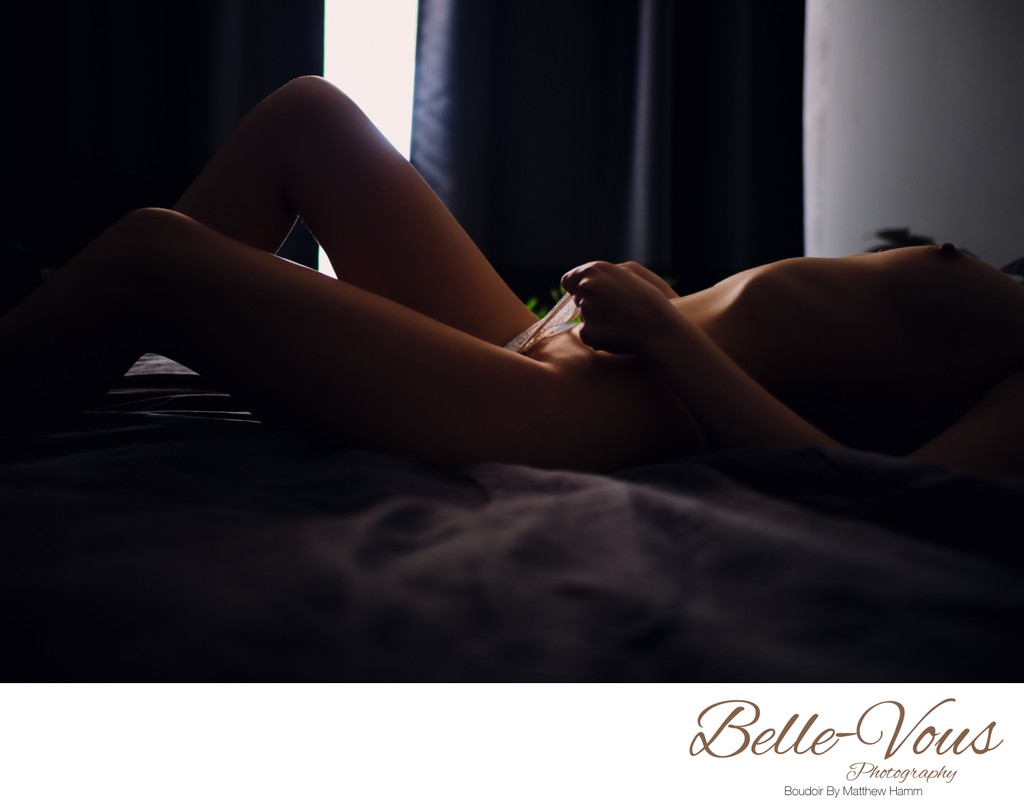 Are Nude Boudoir Photos Sexy?