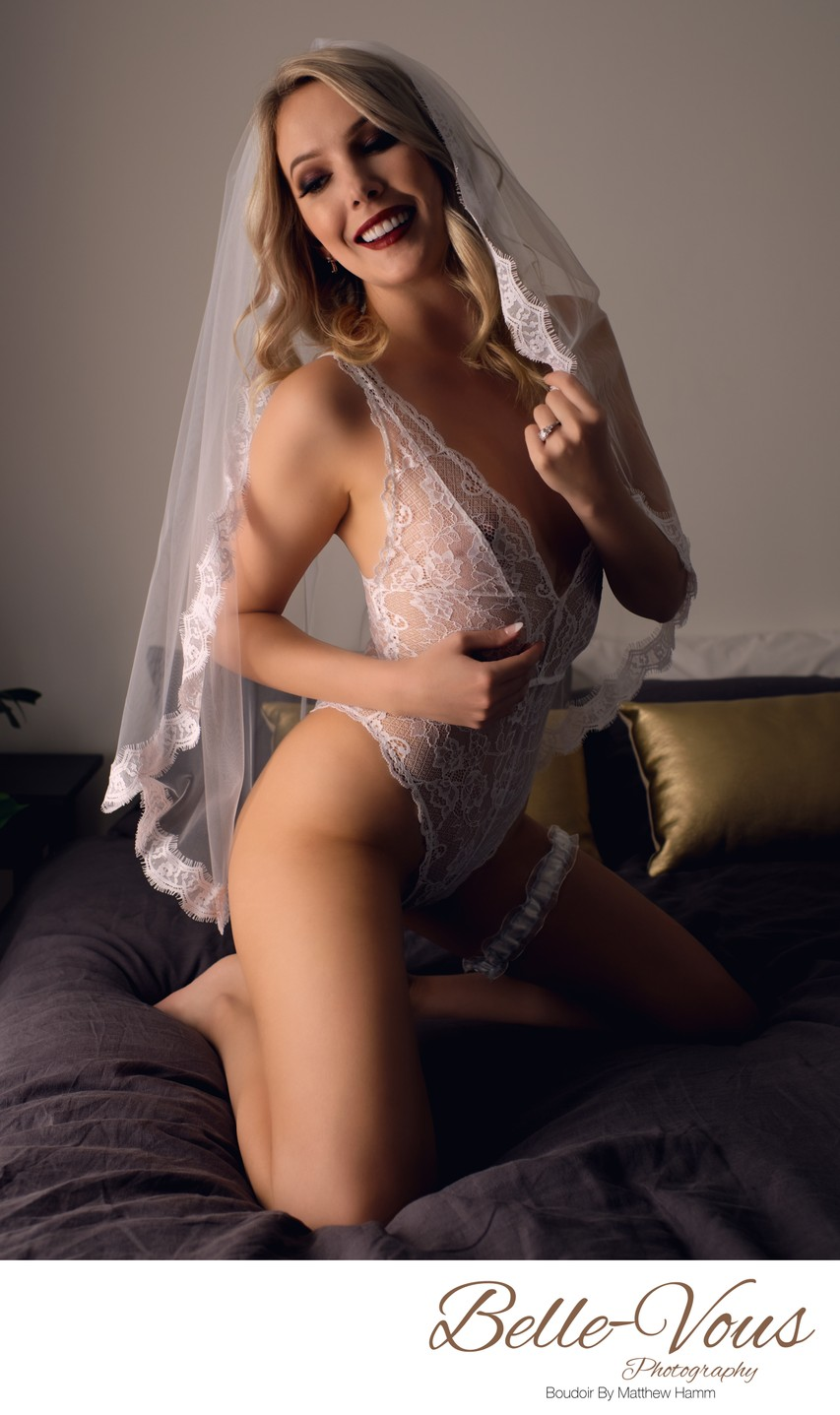 What is Bridal Boudoir