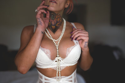 Bridal Boudoir Portraits Brisbane