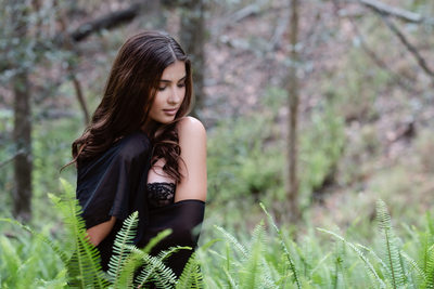 Brisbane Outdoor Boho Boudoir Photographer