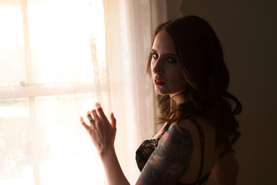 Sexy And Tasteful Brisbane Boudoir Photos
