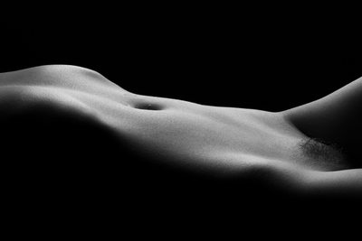 Art Nude Bodyscape Brisbane