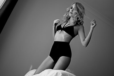 Luxury Boudoir Session In Brisbane, Queensland