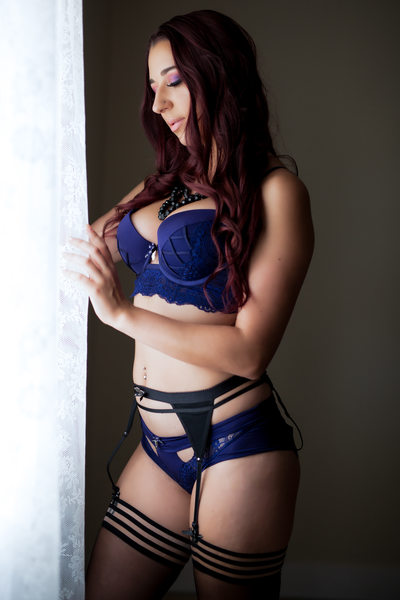 Elegant Natural Light Boudoir Brisbane