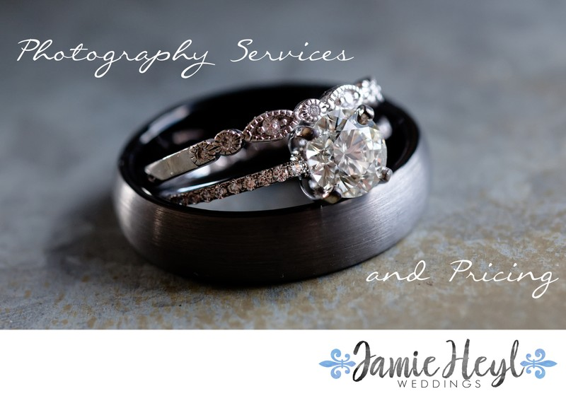 Houma Wedding Photography Services and Pricing