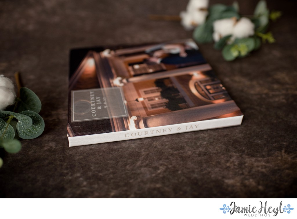Canvas Image Coffee Table Book