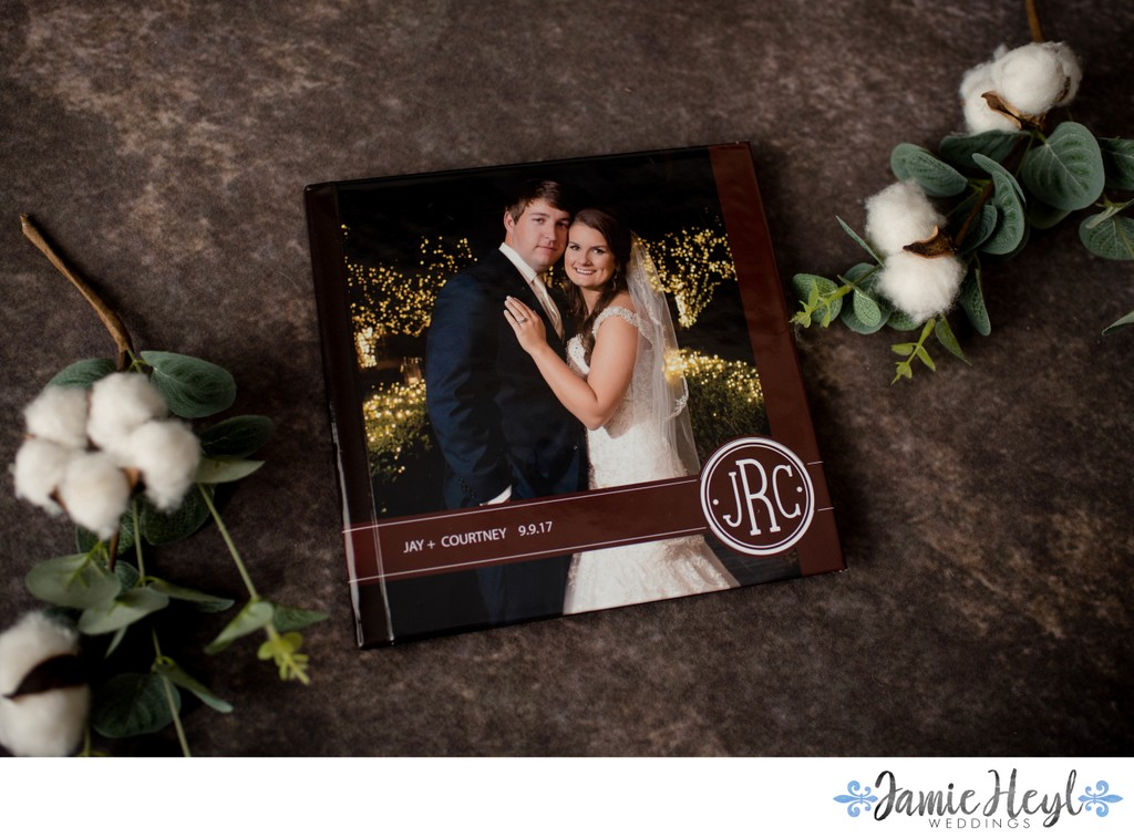 Glossy Image Cover Coffee Table Book