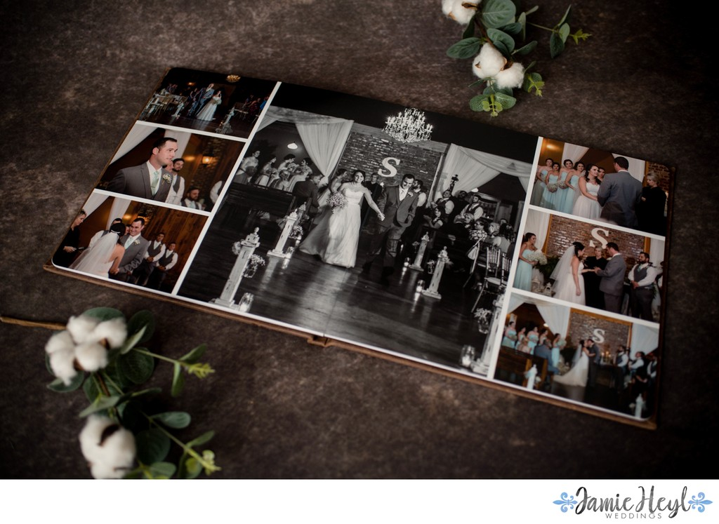Full Bleed Photographic Lay Flat Pages