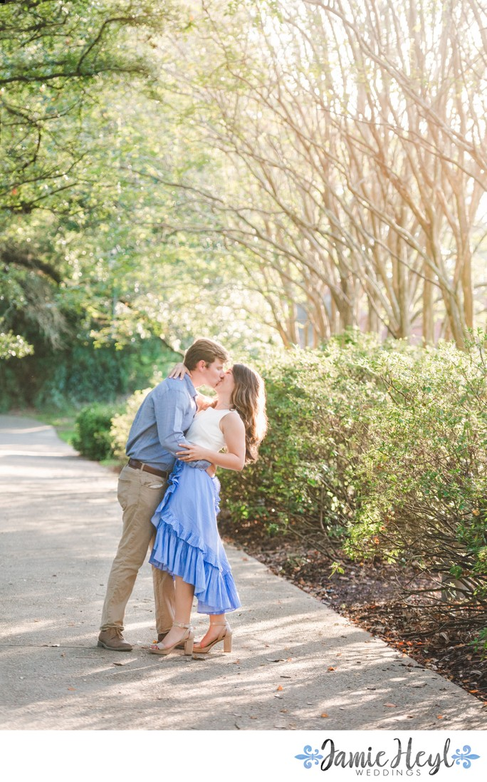 Baton Rouge engagement photos