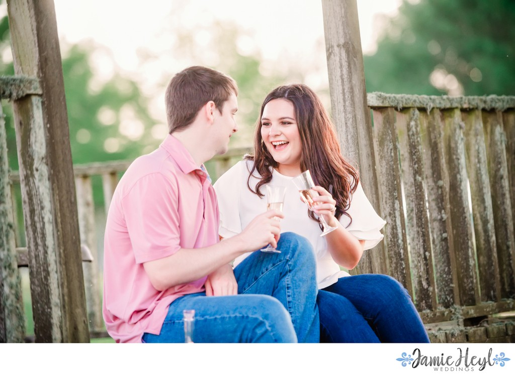 Houma engagement photographer