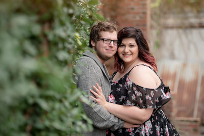 The Mill New Iberia Engagement Photography