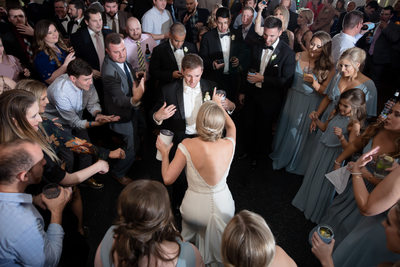 Reception Dancing The Foundry Wedding Photography