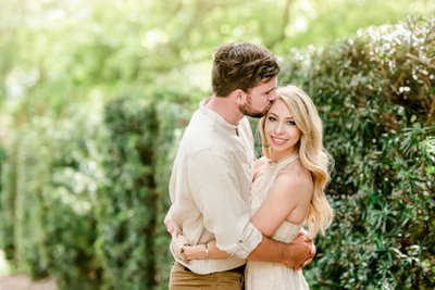 New Orleans Botanical Garden Engagement Session