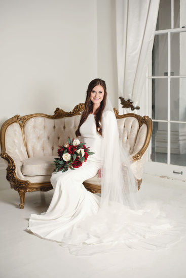 Nottoway Plantation White Room bridals
