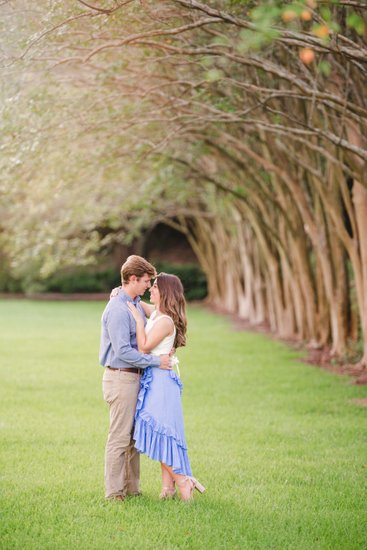Engagement photography in Baton Rouge