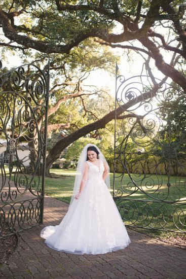 Lafayette bridal portrait photography