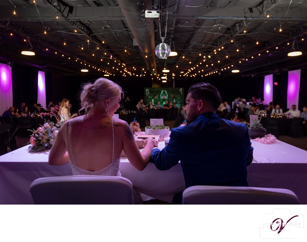 Destination Wedding at The Industrial Space