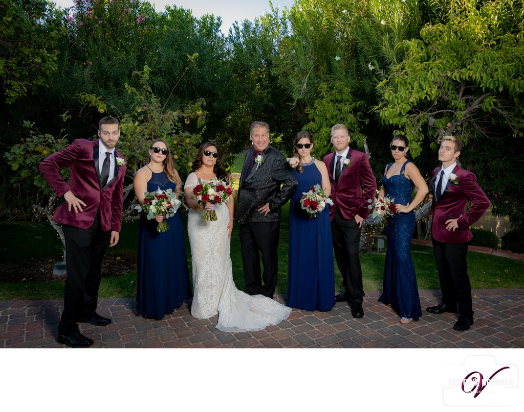 Las Vegas Destination Wedding The Grove Las Vegas