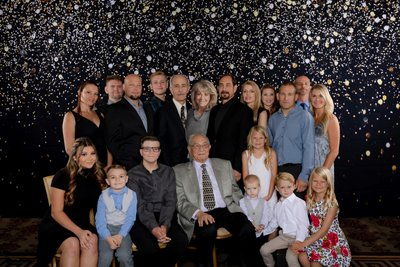 Generational Las Vegas Family Photos