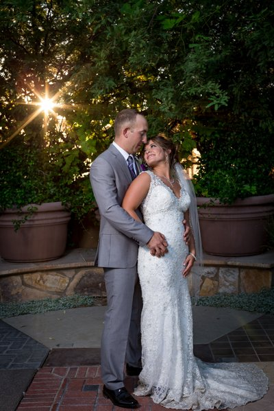 Las Vegas Wedding Photography at Springs Preserve