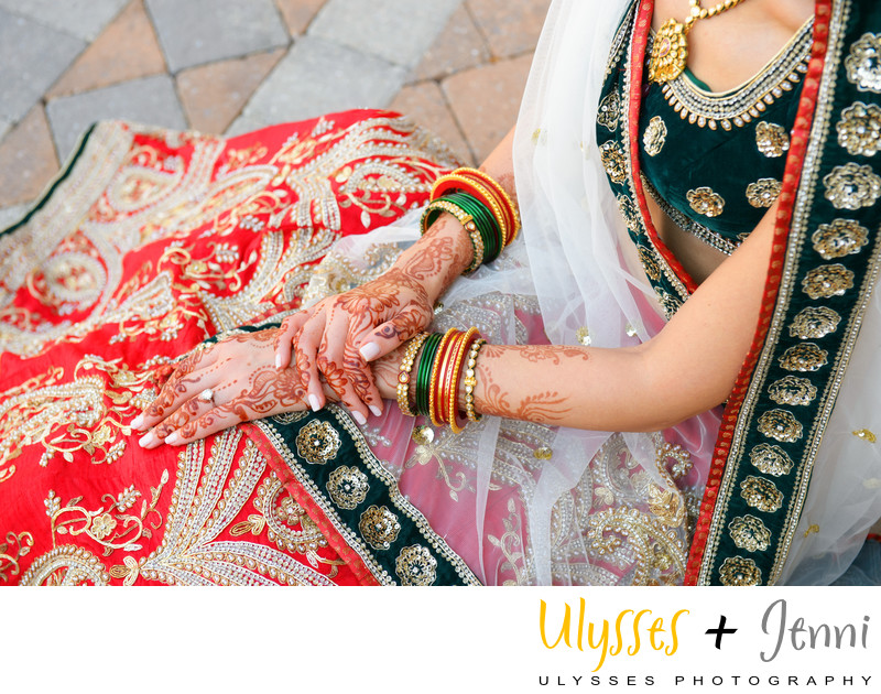 INDIAN BRIDAL JEWELRY  - ULYSSES PHOTOGRAPHY