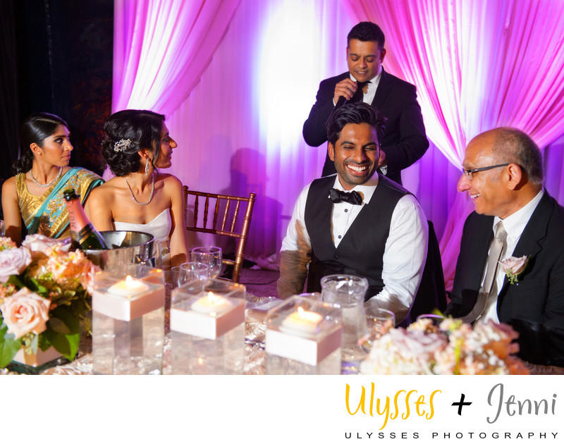 INDIAN WEDDING TOAST - ULYSSES PHOTOGRAPHY