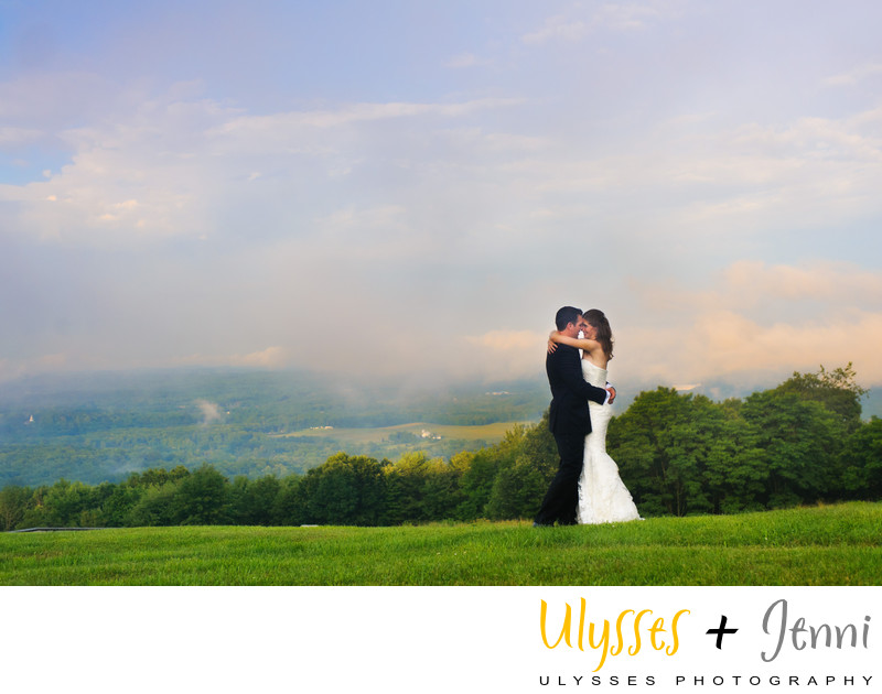 Scenic Hudson Valley Wedding Venue The Eagles Nest