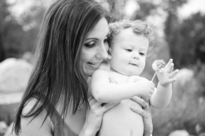 Prettiest Black and White Family Portraits