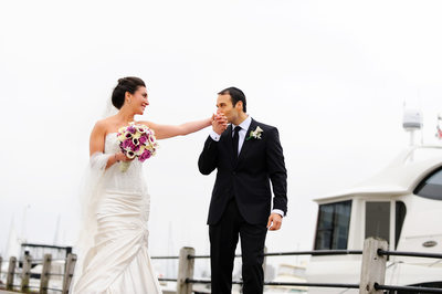 WATERFRONT WEDDING AT MARITIME PARC