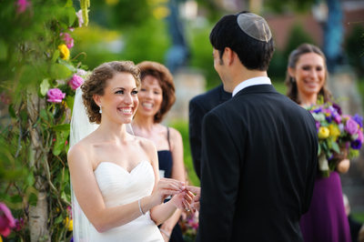 Paramount Country Club Jewish Wedding