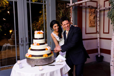 Fun with the Wedding Cake
