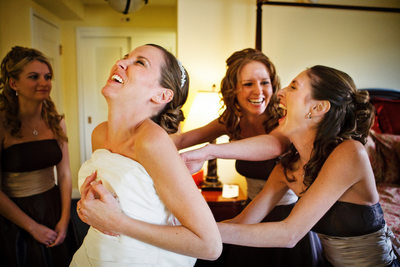 Wedding Photography at Thayer Hotel West Point