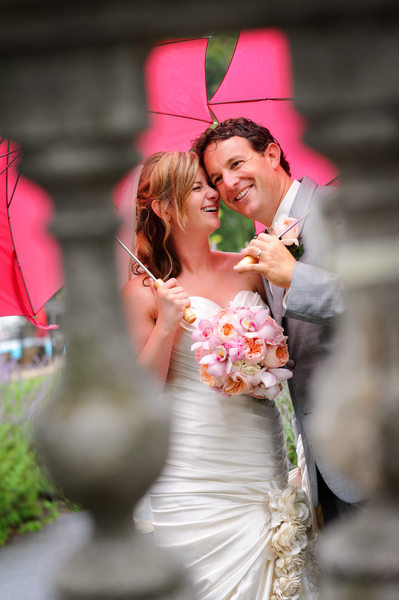 Tarrytown House Rainy Day Wedding