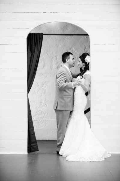 Simply Perfect Spring Wedding at The Garrison