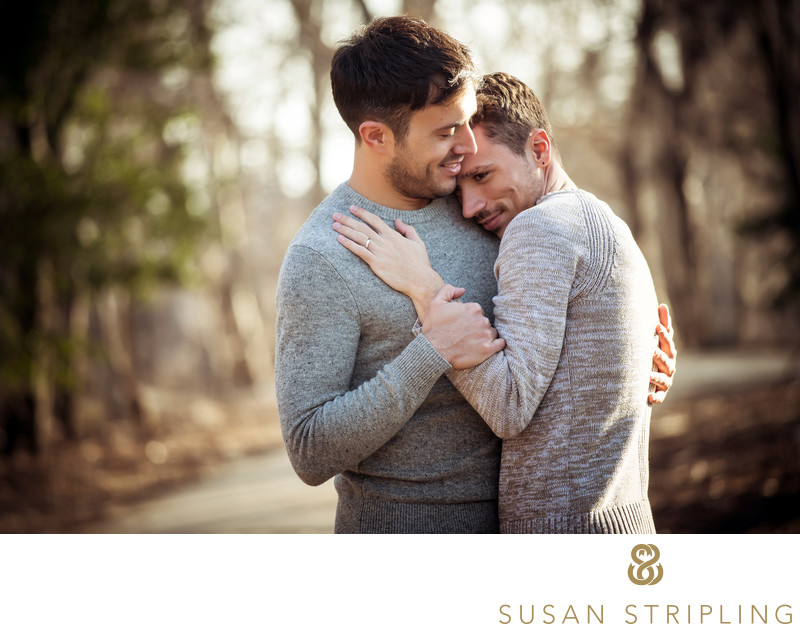 Same Sex Engagement Pictures New York
