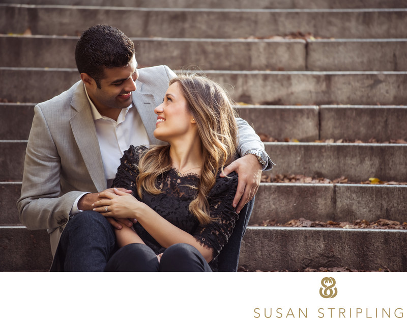 Top Manhattan Engagement Photographer