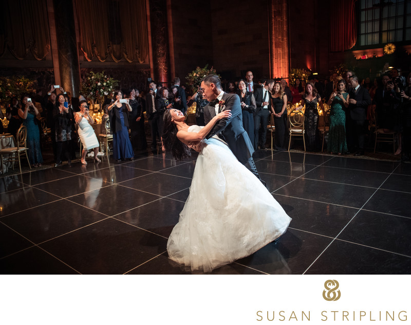 Cipriani 42nd Street Wedding