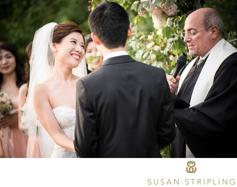Brooklyn Botanic Garden Wedding Ceremony