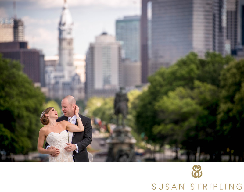 Wedding Photography at the Four Seasons Philadelphia